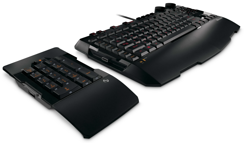 Microsoft Sidewinder X6 keyboard - ComputerTotaal