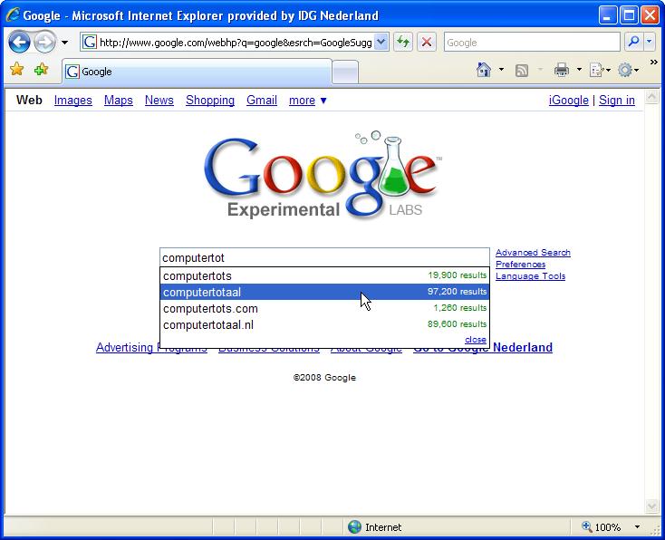 Google.nl