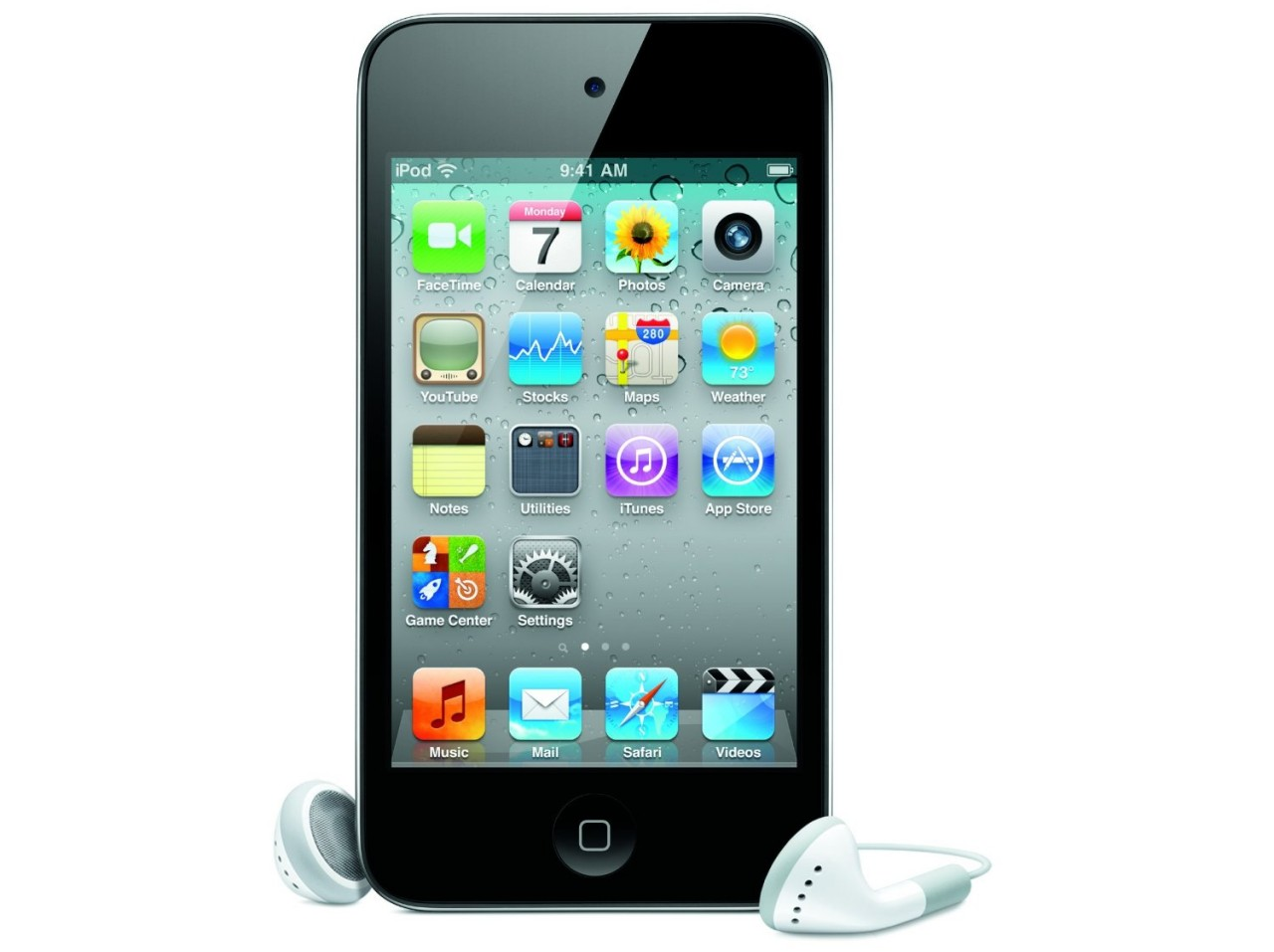 how to connect an ipod touch to a computer