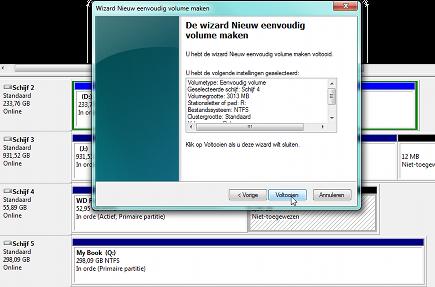 Zo maakt u met windows 7 in een handomdraai snel een extra partitie apps software computer - Een verwijderbare partitie maken ...
